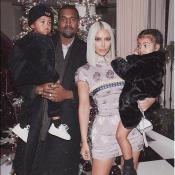 Saint West : Le fils de Kim et Kanye hospitalisé
