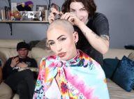 Gaëlle Garcia Diaz en plein drame : La youtubeuse se rase la tête