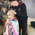 La youtubeuse Gaëlle Garcia Diaz crée la surprise en se rasant la tête pour une triste raison.