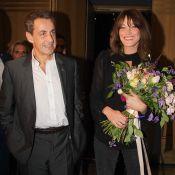Carla Bruni : Giulia, Nicolas Sarkozy et Johnny Hallyday... Confidences à une amie