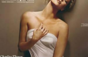 Charlize Theron, la femme la plus sexy du monde... en petites tenues ça vaut le détour !