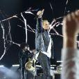 """Exclusif - Garou - Enregistrement de l'émission """"Johnny, toute la musique qu'ils aiment"""" à la Seine Musicale, le 13 décembre 2017. L'émission sera diffusée le samedi 6 janvier sur TF1 © Perusseau-Veeren / Bestimage"""