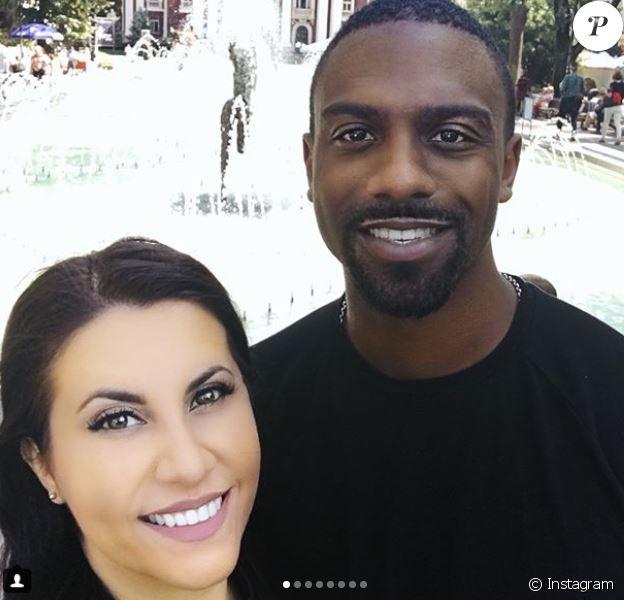 Jeffrey Jordan et Radina Aneva lors de vacances en Bulgarie. Instagram le 30 septembre 2017.