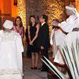 Carla Bruni et Nicolas Sarkozy auront fait une visite riche d'informations culturelles !