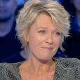 """Sophie Davant dans """"Salut les Terriens !"""" sur C8, le 6 janvier 2018."""