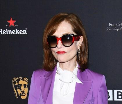 Isabelle Huppert : Superstar disco face à une élégante Emma Watson