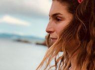 Laury Thilleman sensuelle et musclée en bikini avec son chéri