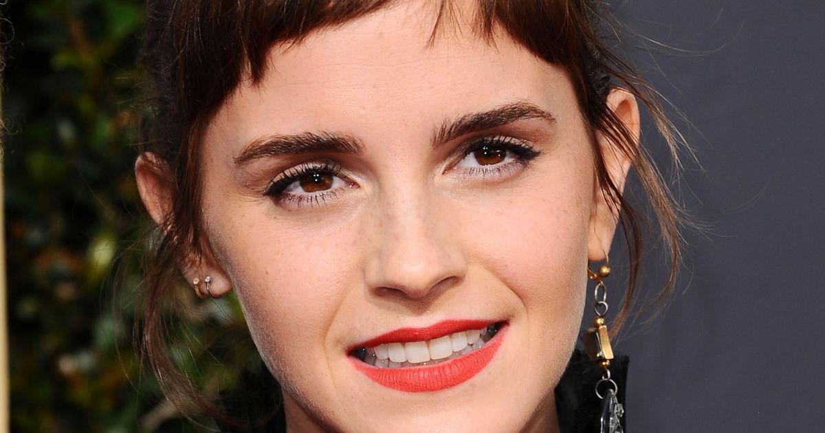 Emma Watson Change De Coupe Et Devoile Une Etonnante Frange