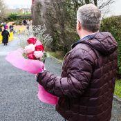 France Gall : Ses fans se recueillent devant son cercueil...