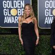 Mariah Carey sur le tapis rouge de la 75ème cérémonie des Golden Globe Awards au Beverly Hilton à Los Angeles, le 7 janvier 2018. © Chris Delmas/Bestimage