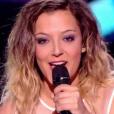 """""""Camille Lellouche dans The Voice 4 sur TF1."""""""