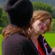 Aude dans L'amour est dans le pré, le 22 janvier 2018 sur M6.