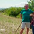 """Jean-Claude dans """"L'amour est dans le pré"""" le 22 janvier 2018 sur M6."""