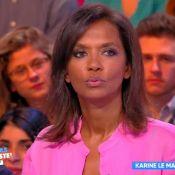 """Karine Le Marchand """"tripotée"""" dans L'amour est dans le pré : Elle en dit plus..."""