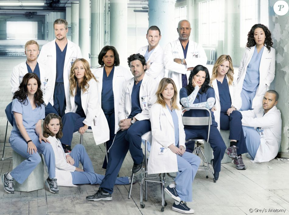 List of Greys Anatomy cast members Wikipedia - oukas.info