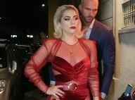 Lady Gaga : Flamboyante et tout en transparence, elle sort le grand jeu