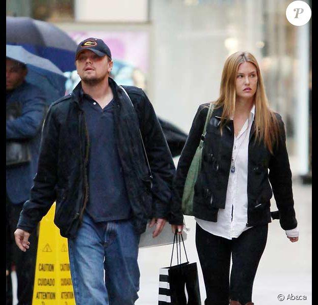 Leonardo DiCaprio et Bar Refaeli