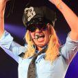 Le show de Britney Spears au Nassau Coliseum, près de New-York, le 11 mars 2009