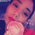 Hajiba Fahmy - Instagram, 25 janvier 2018
