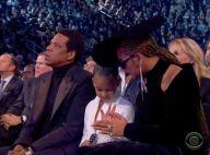 Blue Ivy, 6 ans et précieuse, recadre ses parents Jay-Z et Beyoncé aux Grammys