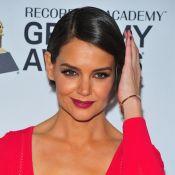 Katie Holmes et Jamie Foxx, amoureux complices avant les Grammy Awards
