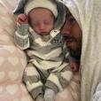 Enrique Iglesias et sa fille Lucy. Janvier 2018.