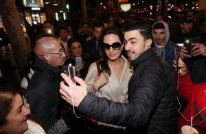 Angelina Jolie : Bain de foule et