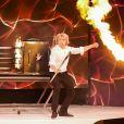 """Le magicien Hans Klok - Soirée """"Lambertz Monday Night 2018"""" à Cologne en Allemagne le 29 janvier 2018."""