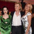 """Dita von Teese, Hans Klok, Pamela Anderson - Soirée """"Lambertz Monday Night 2018"""" à Cologne en Allemagne le 29 janvier 2018."""