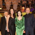 """Andie MacDowell, Dita von Teese, Vincent Perez - Soirée """"Lambertz Monday Night 2018"""" à Cologne en Allemagne le 29 janvier 2018."""
