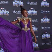 """Lupita Nyong'o était somptueuse pour la """"Black Panther"""" déjà acclamée"""