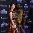 David Oyelowo et Jessica Oyelowo- Avant-première de 'Black Panther' à Hollywood, le 29 janvier 2018 © Chris Delmas/Bestimage