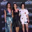 Chloe Bennet, Ming Na Wen et Elizabeth Henstridge- Avant-première de 'Black Panther' à Hollywood, le 29 janvier 2018 © Chris Delmas/Bestimage