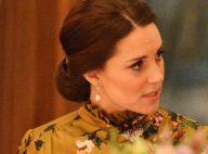 Kate Middleton, enceinte: Son look étonnant au dîner chez l'ambassadeur en Suède