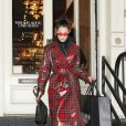 Bella Hadid à New York, le 31 janvier 2018.