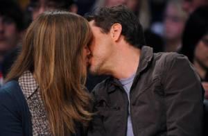Le charismatique Robert Downey Jr... adore embrasser sa femme en public !