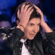 """""""On n'est pas couché"""" le 20 janvier 2018 sur France 2. Ici Christine angot."""