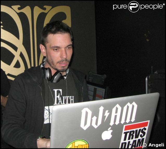 Adam Goldstein alias DJ AM
