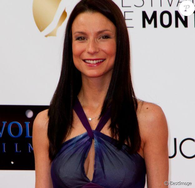 Archives - Jennifer Lauret lors de la cérémonie d'ouverture du 52ème Festival de la Télévision de Monte-Carlo, le 2012. Le 52ème Festival de la Télévision de Monte-Carlo au Grimaldi Forum du 10 au 14 juin 2012.