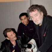 Johnny Hallyday et Eddy Mitchell : les chanteurs aux fourneaux !