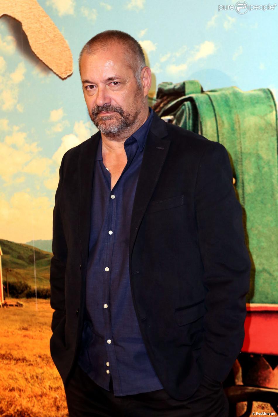Jean-Pierre Jeunet à Paris, le 8 octobre 2013.