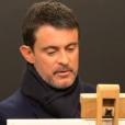 """Manuel Valls dans l'émission """"Au tableau !!!"""" diffusée le 7 février 2018 sur C8"""