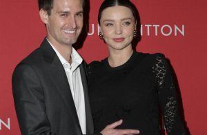 Miranda Kerr enceinte : Radieuse avec son mari Evan Spiegel