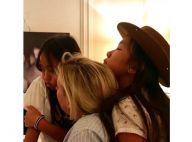 """Hélène Darroze, heureuse avec ses filles Charlotte et Quitterie : """"Pour la vie..."""