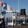 De nombreux policiers présents à Nice vendredi 15 juillet
