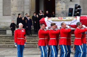Obsèques du prince Henrik de Danemark : L'adieu du clan, le chagrin de Margrethe