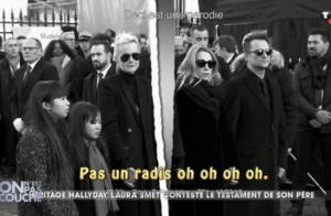 Héritage Hallyday : La parodie de très mauvais goût d'ONPC...