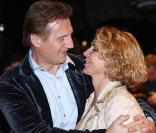 Liam Neeson et son épouse regrettée Natasha Richardson