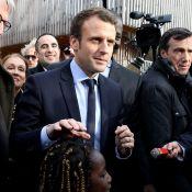 Emmanuel Macron, en déplacement, invite un humoriste qui finit en garde à vue