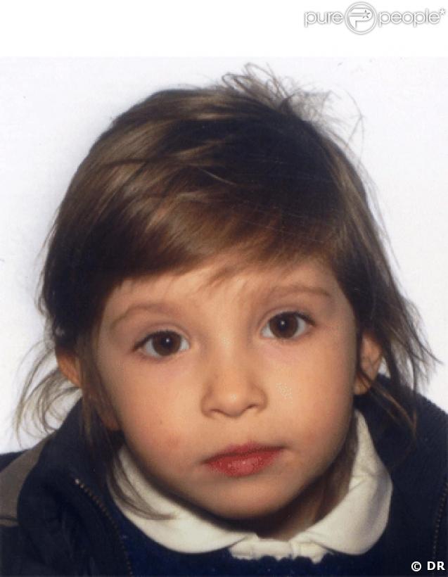 Elise, la petite fille enlevée aujourd'hui à Arles